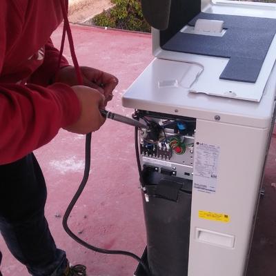 Coneccion electrica