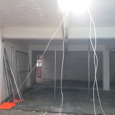 Proceso de instalación eléctrica