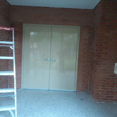 Puertas de ingreso