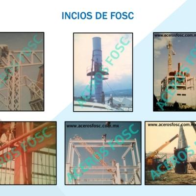 Inicios de FOSC