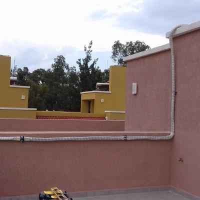 Coocacion de soporteria en muro