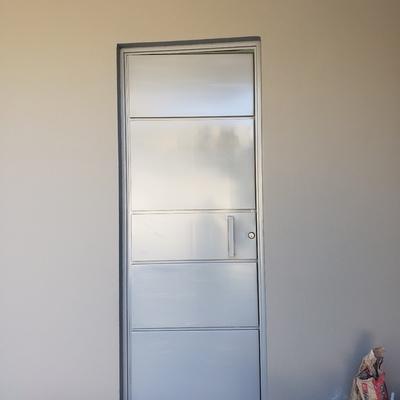 Puertas de ingreso en herreria