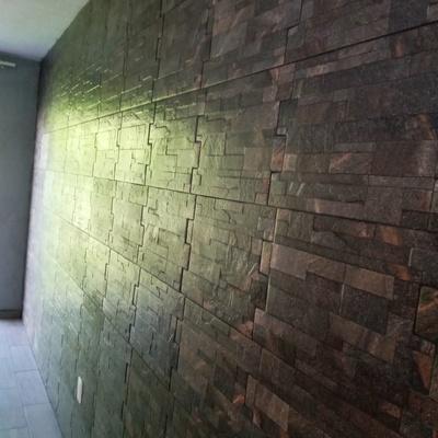 Ceramica en muro