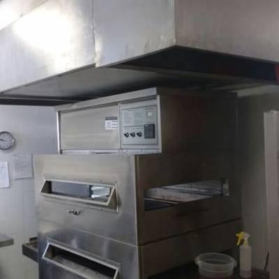 campanas  hornos  de restaurantes