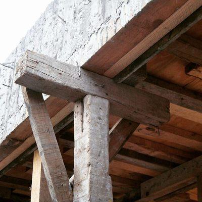 Colado de losa de concreto
