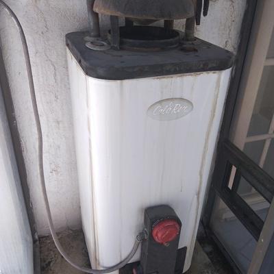 boiler picado