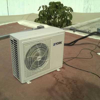 aire acondicionado mini split