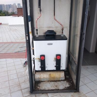 boiler nuevo