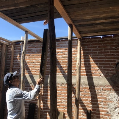 Construcción Casa Tulipán