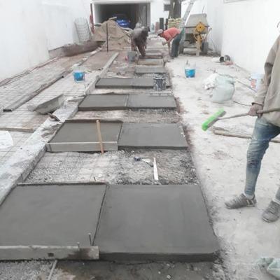 lozas de concreto