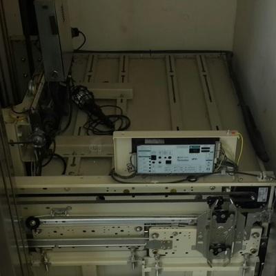 Instalación de elevador de pasajeros para 450 kg