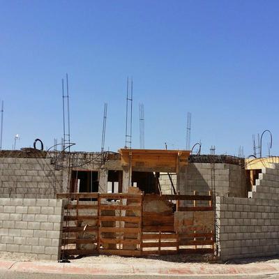 Construccion de casa residencial.