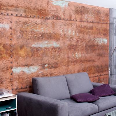 Rust paint o pintura efecto óxido