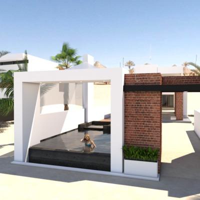 Proyecto Alberca Playa