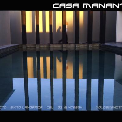 CASA MANANTIAL