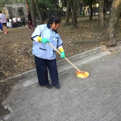 Limpieza evento