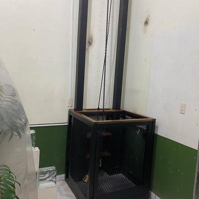 Colocación de elevador