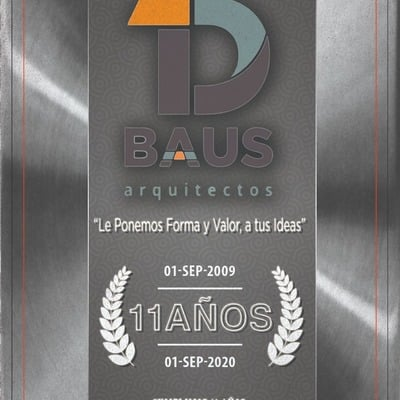01Septiembre 2020, ¡11 Aniversario Equipo BAUS arquitectos!