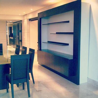 Mueble a la medida y sobre diseño