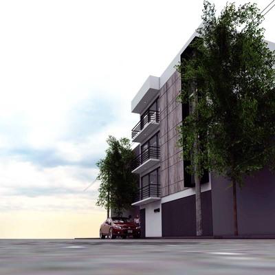 Edificio departamentos 4440