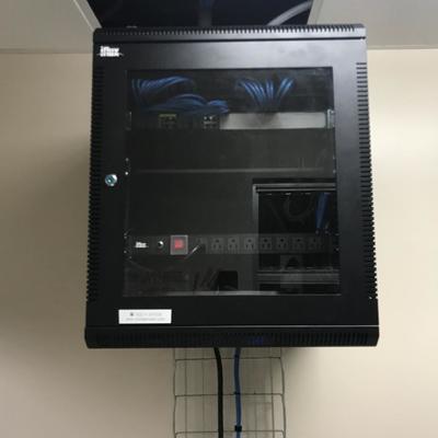 Gabinete secundario cableado de telecomunicaciones