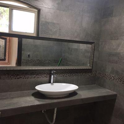 baño despues