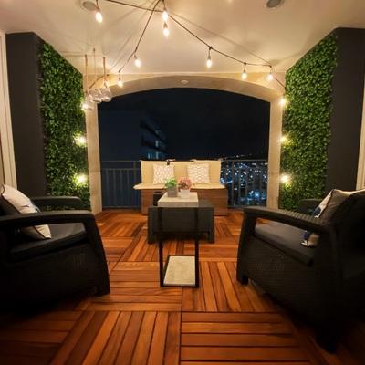 El balcón de tus sueños