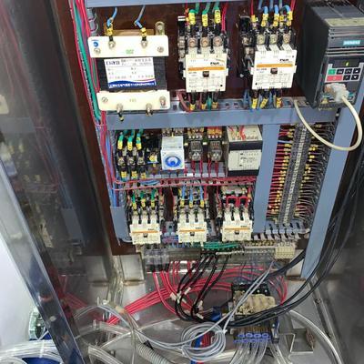 TABLERO DE CONTROL ELECTRICO