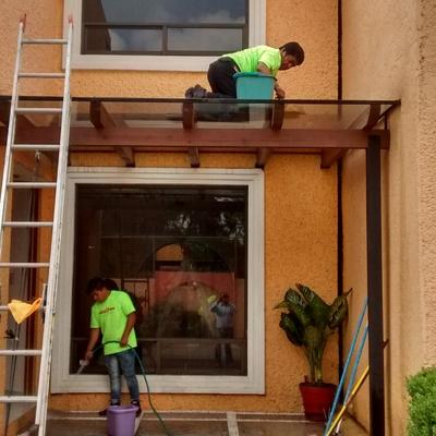 Pintura interior y fachada casa habitación