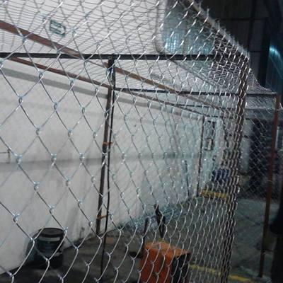 Instalacion de jaula