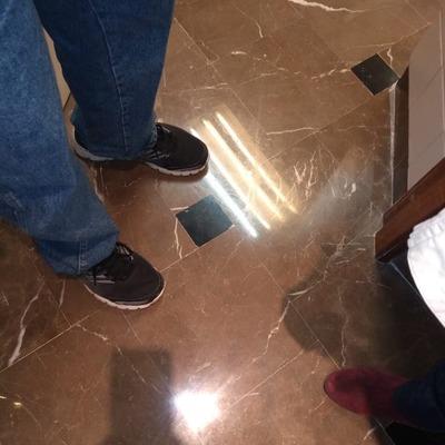Pulido de piso (Despues)