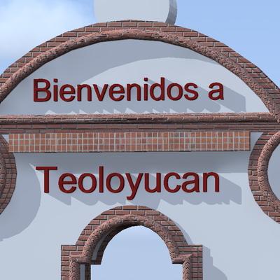 Portada entrada municipio Teoloyucan.