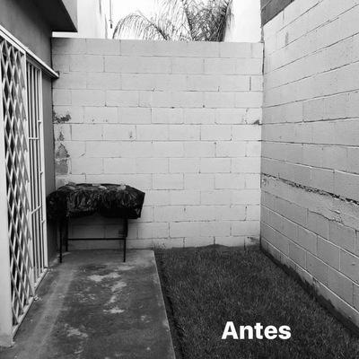 Antes espacio Simple