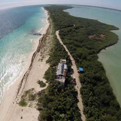 Residencial en Cancun construcción