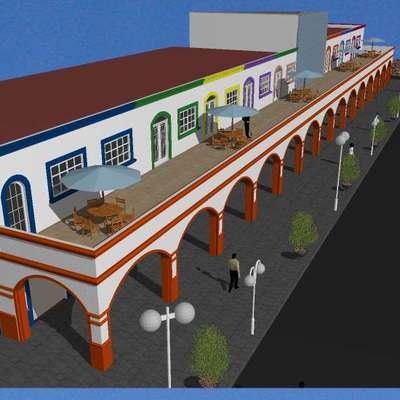 Imagen Urbana Municipio Teoloyucan.