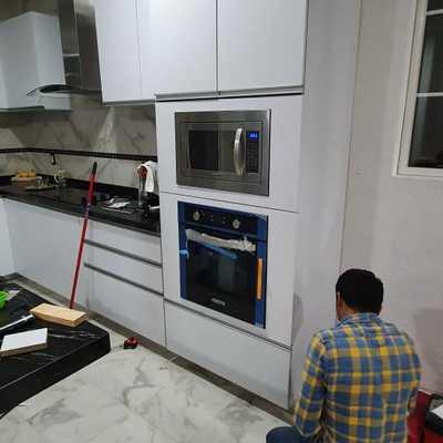 Cocina Integral color blanco