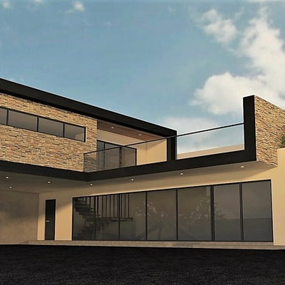 Diseño casa habitación / oficinas