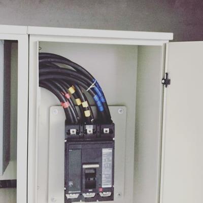 Instalación electrica.