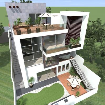Proyectos ejecutivos de casas habitación y residenciales