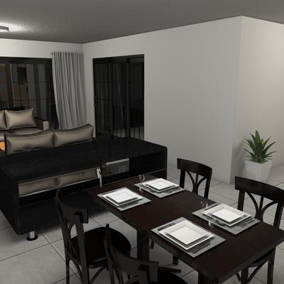 Interior Casa AR