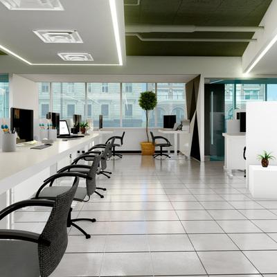 Remodelación Oficinas corporativas AES México