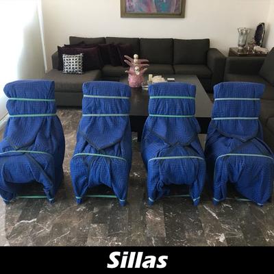 protección a sillas