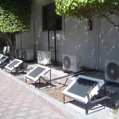 Aire Acondicionado TermoSolar