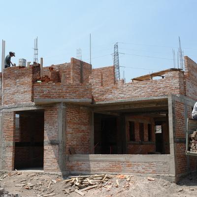 Diseño y construcción de residencia en La Herradura , Huixquilucan , Estado de Mexico
