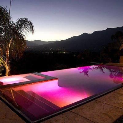 Alberca rectangular con jacuzzi atlixco puebla for Cuanto me cuesta hacer una piscina
