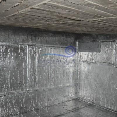 Aislamiento de Cisternas.