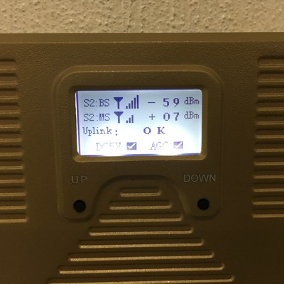 Amplificador de Celular Dual Band
