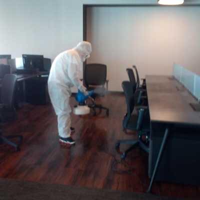 Sanitización de Oficinas