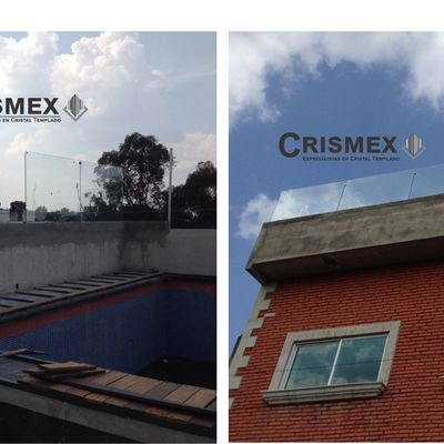 Antes y Después Crismex Templado
