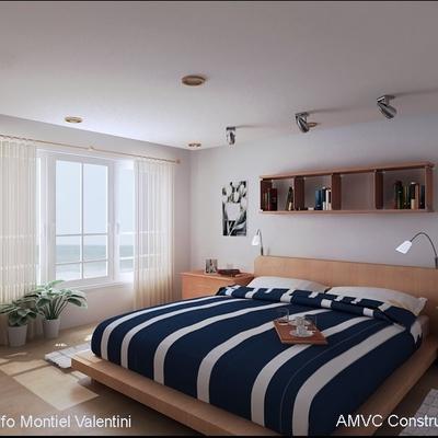 Gran dormitorio casa lic. Marlene aldeco.